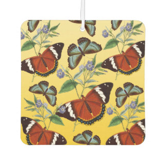 butterflies mix yellow air freshener
