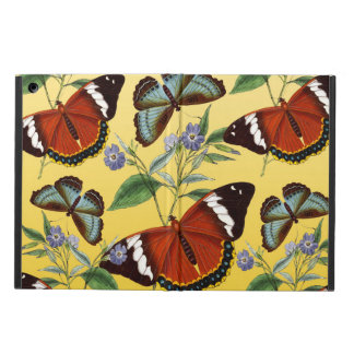 butterflies mix yellow cover for iPad air