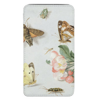 Butterflies, moths and other insects galaxy s5 pouch