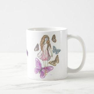 Butterflies mug - 15 oz