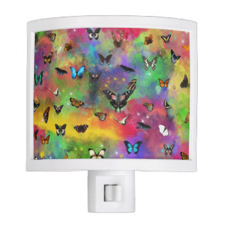 butterflies nite light