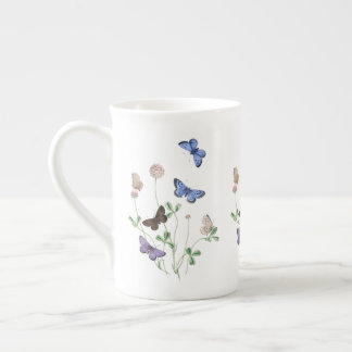 Butterflies of Great Britain Bone China Mug