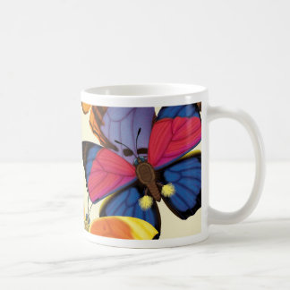 Butterflies of the World Coffee Mug