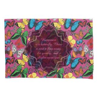 Butterflies of the World Customized Pillowcase