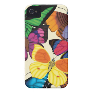 Butterflies of the World iPhone 4 Case-Mate Cases