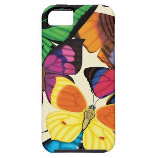 Butterflies of the World iPhone 5 Case