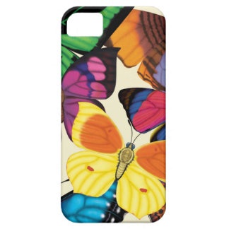 Butterflies of the World iPhone 5 Cover