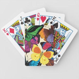 Butterflies of the World Poker Deck
