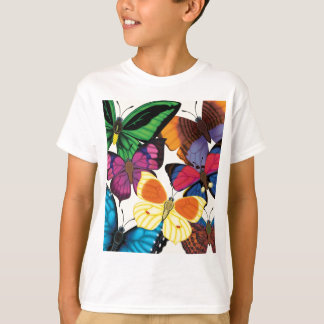 Butterflies of the World T-Shirt