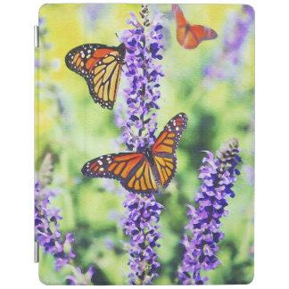 Butterflies on Hyacinth iPad Cover