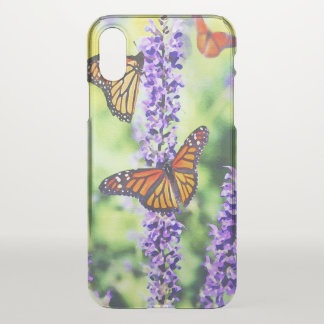 Butterflies on Hyacinth Phone Case