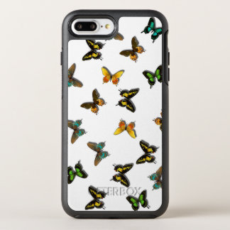 Butterflies OtterBox Symmetry iPhone 8 Plus/7 Plus Case