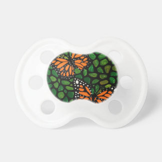 butterflies pacifier