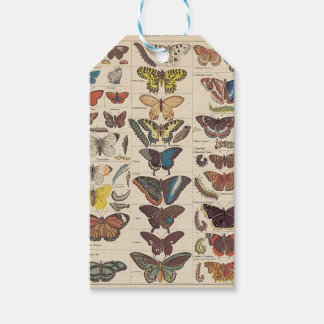 Butterflies Pack Of Gift Tags