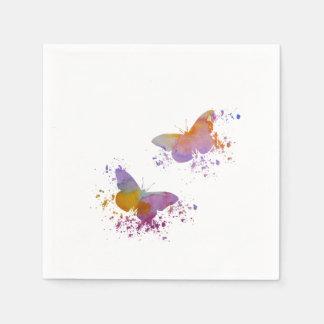 Butterflies Paper Napkin