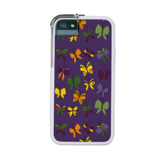 Butterflies Pattern Case For iPhone 5/5S