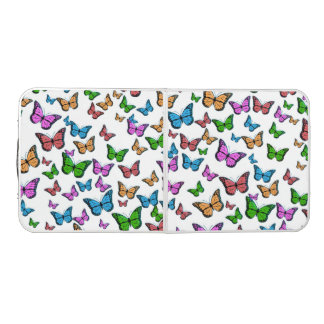 Butterflies Pattern Design Beer Pong Table