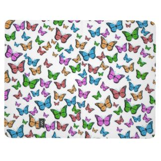 Butterflies Pattern Design Journal