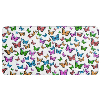 Butterflies Pattern Design License Plate