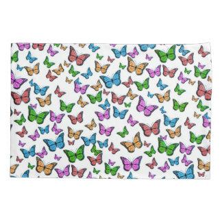 Butterflies Pattern Design Pillowcase