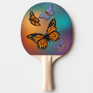 BUTTERFLIES Ping-Pong PADDLE