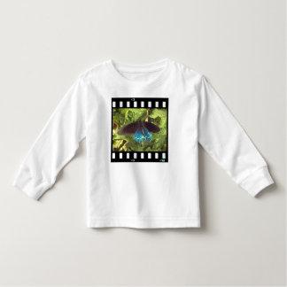 butterflies- pipevine swallowtail toddler t-shirt