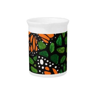 butterflies pitcher