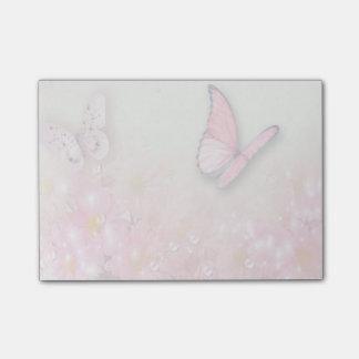 Butterflies Post-it Notes