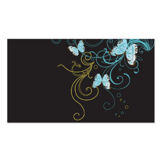 Butterflies Profile Card Pack Of Standard Business Cards