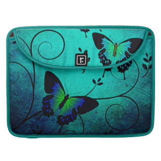 Butterflies Sleeve For MacBooks