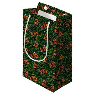 butterflies small gift bag