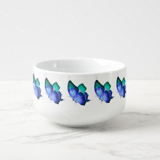 Butterflies Soup Mug