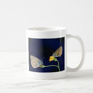 butterflies spring fling classic white coffee mug