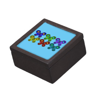 Butterflies Together Gift Box Premium Trinket Boxes