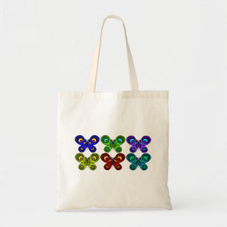 Butterflies Together Tiny Tote Bag