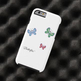 Butterflies Tough iPhone 6 Case