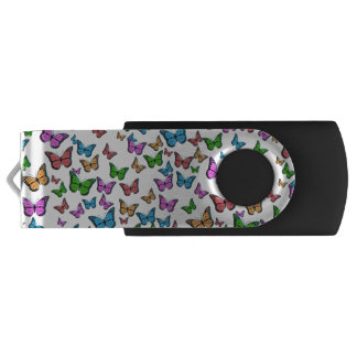 Butterflies USB Flash Drive