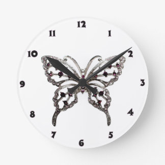 Butterflies Wall Clocks