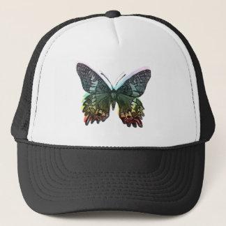 butterfly2 trucker hat