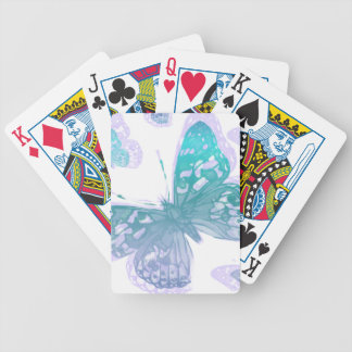 butterfly3 bicycle playing cards