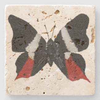 Butterfly9 Stone Coaster