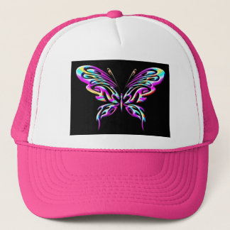 butterfly 12chat trucker hat