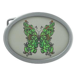 Butterfly 1 belt buckle