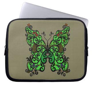 Butterfly 1 laptop sleeve