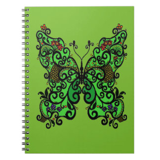 Butterfly 1 notebooks