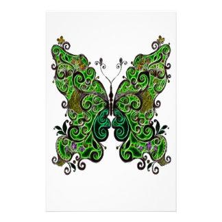 Butterfly 2 stationery