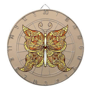 Butterfly 5 dartboard