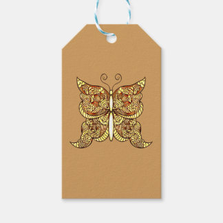 Butterfly 5 gift tags