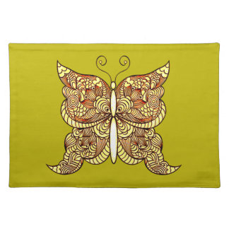 Butterfly 5 placemat
