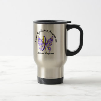 Butterfly 6.1 Down Syndrome Travel Mug